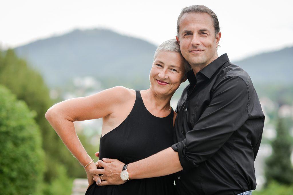 Veith und Andrea Lindau